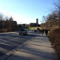 Photo taken at Western University by MiaTee on 2/29/2012