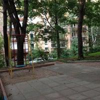 """Photo taken at Площадка """"без спинки"""" by Eliza A. on 6/25/2012"""