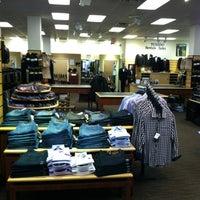Photo taken at Men's Wearhouse by Adam R. on 3/5/2012