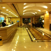 Photo taken at Hotel Intercontinental by Felippe R. on 4/21/2012