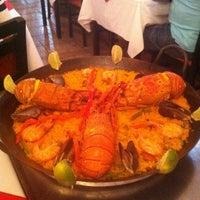 Photo taken at Los Molinos by Marcio M. on 3/18/2012