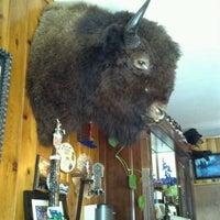Photo taken at Summit Lake Lodge by Evie C. on 5/29/2012