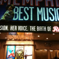 Photo taken at Memphis - the Musical by Shirley S. on 8/3/2012