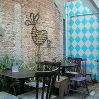 Photo taken at Sofá Café by Leo L. on 3/9/2012