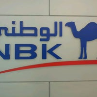 Photo taken at NBK by Thamer A. on 3/4/2012