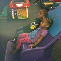 Photo taken at Chuck E. Cheese's by LadiBizNeSs on 4/6/2012