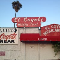 Photo taken at El Coyote by Stephanie M. on 8/22/2012