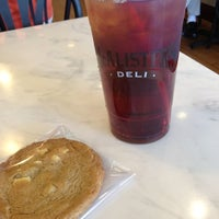 Photo taken at McAlister's Deli by Kelsey L. on 8/30/2012