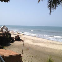 Photo taken at Rococco Ashwem by Monaal J. on 4/8/2012