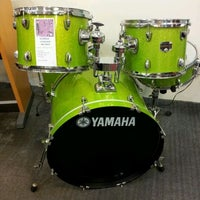 Photo taken at Yamaha Music Academy by Rassel on 4/19/2012