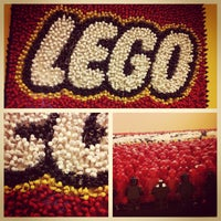 Photo taken at The LEGO Store by Mariana C. on 5/3/2012
