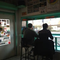 Photo taken at The Taco Shop by Diego S. on 4/5/2012