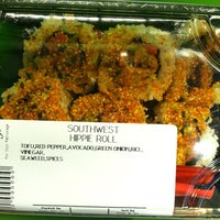 Photo taken at Sushi-A-Go-Go by ash. a. on 9/10/2012