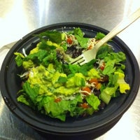 Photo taken at Qdoba Mexican Grill by Leah B. on 3/5/2011