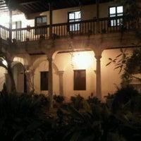 Photo taken at Conservatorio Superior de Música by Paula A. on 12/17/2011