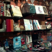 Photo taken at Poor Richard's Bookstore by Marguerite G. on 6/9/2012