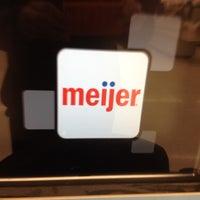 Photo taken at Meijer by Simon V. on 1/8/2012