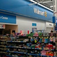 Photo taken at Walmart Supercenter by True B. on 8/27/2011