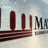 รูปภาพถ่ายที่ Mays Business School โดย Jason S. เมื่อ 8/3/2011