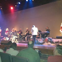 Photo taken at Smith Family Theater by Daniele J. on 11/15/2011