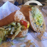 Photo taken at Which Wich? Superior Sandwiches by Marisha B. on 4/1/2012