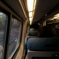 Photo taken at Amtrak 137 by Antonio C. on 10/29/2011