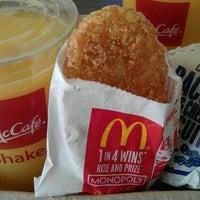 Photo taken at McDonald's by Rachel Anne S. on 10/13/2011