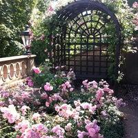 Photo taken at Ledeburská zahrada   Ladeburg Garden by Eva B. on 6/16/2012