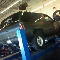 Photo taken at Pep Boys Auto Parts & Service by Fireball Tim L. on 10/27/2011