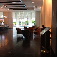 Photo taken at Lidotel Hotel Boutique by Rodwell B. on 7/20/2012