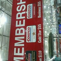 Photo taken at Costco Wholesale by Monica Sparks W. on 2/15/2012
