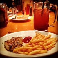 Photo taken at Black Angus Steakhouse by Jannah B. on 8/8/2012