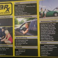 Photo taken at Car-X Auto Service by Octavia T. on 6/2/2012