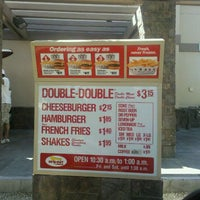 Photo taken at In-N-Out Burger by Joseph K. on 6/19/2011