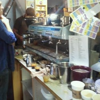 Photo taken at White Rock Coffee by Andres E. on 12/31/2011