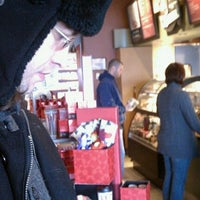 Photo taken at Starbucks by Andréa C. on 12/28/2011