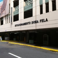 Photo taken at Estacionamiento Doña Fela by Angel G. on 8/4/2011