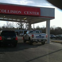Photo taken at Butler Collision by Jeffrey F. on 1/6/2012