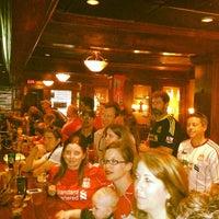 Photo taken at Madra Rua Irish Pub by Daniel H. on 5/5/2012