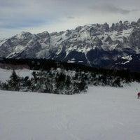 Photo taken at Consorzio Skipass  Paganella by NEVEITALIA on 12/22/2011