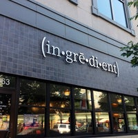 Photo taken at ingredient restaurant by Kallie H. on 6/30/2012