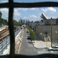 Photo taken at SEPTA MFL 46th Street Station by Stephanie A. on 9/10/2011