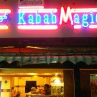 Photo taken at Kabab Magic by Kalesh S. on 9/5/2011