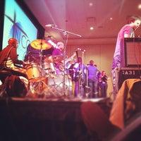 Photo taken at White River Ballroom by Dan B. on 11/19/2011