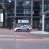 Photo taken at Commissariat de police de La Défense by DerKos K. on 4/27/2012
