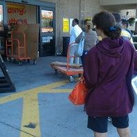 Photo taken at The Home Depot by Vicki T. on 10/9/2011