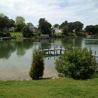 Photo taken at Irvington, VA by Catie K. on 5/12/2012
