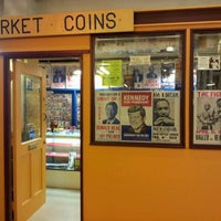 Photo taken at Market Coins by Joaquin R. on 3/8/2012
