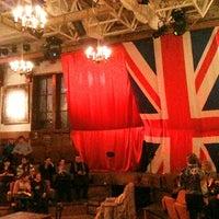 Снимок сделан в Театр «Сфера» пользователем Alina L. 3/9/2012