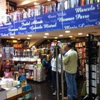Photo taken at Librería Antartica by Marcos Minoru H. on 11/6/2011